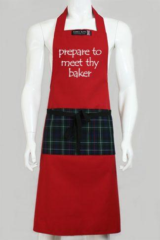 prepare to meet thy baker